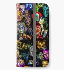 horror collection  iPhone Wallet/Case/Skin