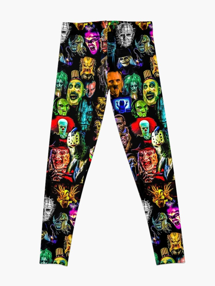Vista alternativa de Leggings colección de terror