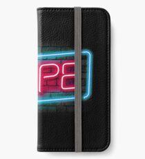 Nee iPhone Flip-Case/Hülle/Klebefolie