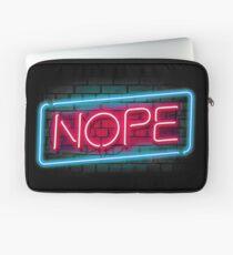 Nope Laptop Sleeve
