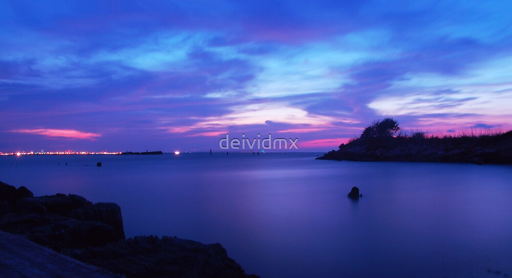 Blue by deividmx