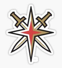 Vegas Golden Knights Sticker