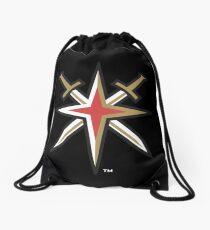 Vegas Golden Knights Drawstring Bag