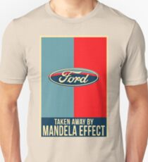Mandela Effect - Ford Logo T-Shirt