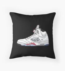 Supreme x Nike Air  Throw Pillow