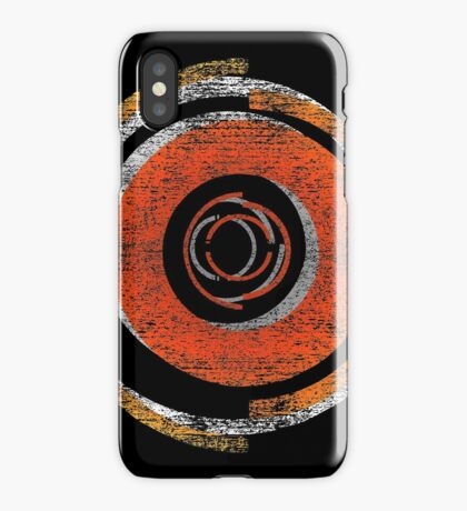Broken In Circles and Off-centered iPhone Case/Skin