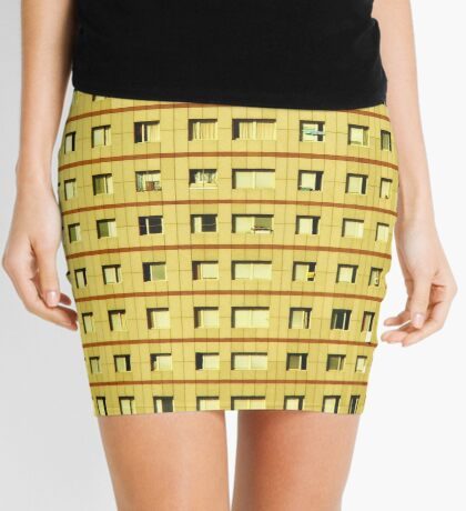 You are not your Job Mini Skirt