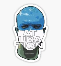 BROCKHAMPTON - SATURATION Sticker
