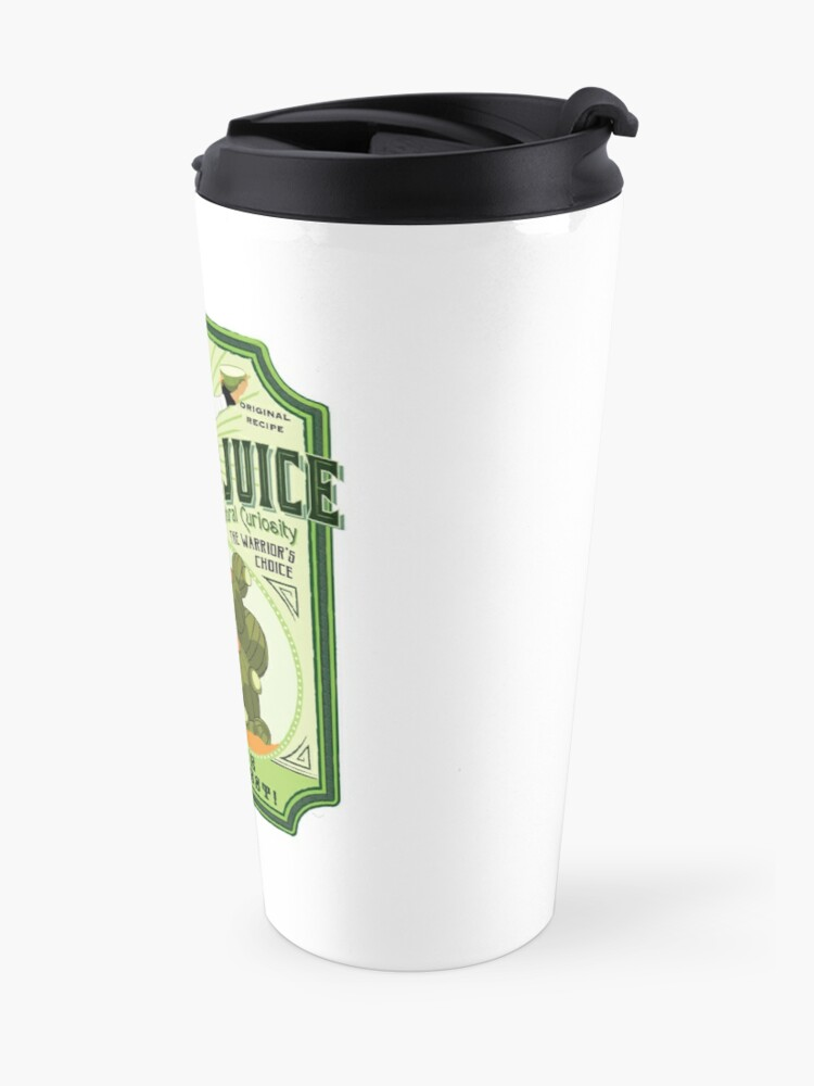 Alternate view of Drink Cactus Juice Travel Mug