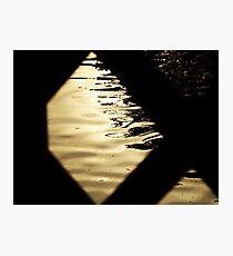 Reflecting Light Photographic Print