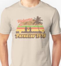 Cheesburger In Paradise 1978 Unisex T-Shirt