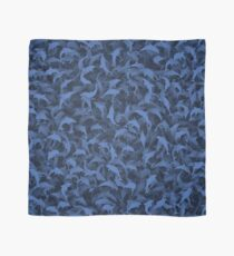 Dolphins camouflage Scarf