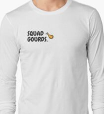 Squad Gourds! – Simple & Clean Design – My Favorite Murder with Karen and Georgia Long Sleeve T-Shirt