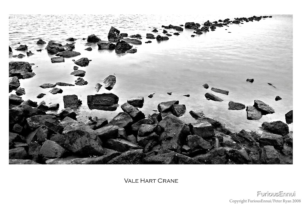 Vale Hart Crane by FuriousEnnui