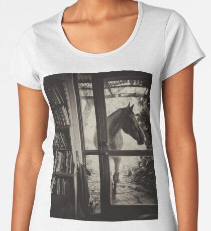 Visitor Women's Premium T-Shirt