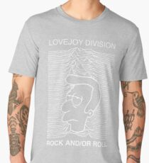 joy division - rock and/or roll Men's Premium T-Shirt