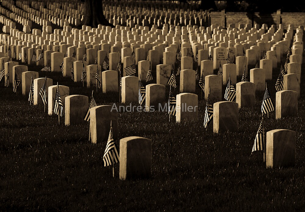 A Tribute To The Military Spouse by Andreas Mueller