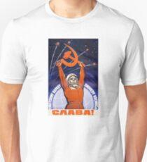 Communist CCCP Poster T-Shirt