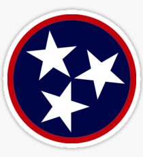 Tennessee Tristar Sticker