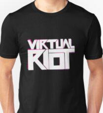 Camiseta unisex disturbio virtual