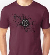 Blood Splat Vault Hunter Unisex T-Shirt