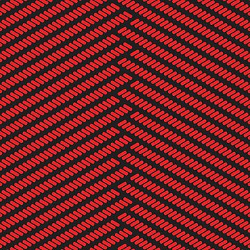 Black Red Stripes by jennyzhang