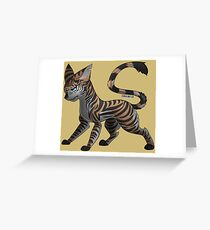 Longtail Greeting Card