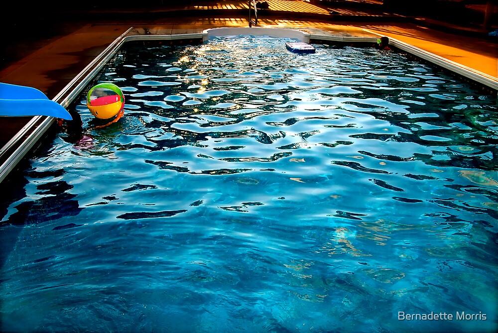 Pool Party by Bernadette Morris