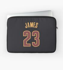 LeBron James Jersey Laptop Sleeve