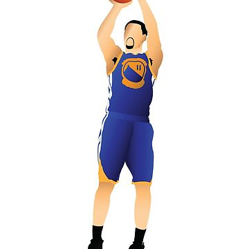 KLAY THOMPSON by Mrbadapplez