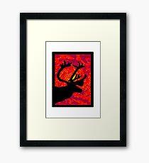 Triple Crown Framed Print