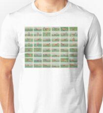 Swimming instructions set of 48 T-Shirt