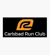 carlsbad run club Photographic Print