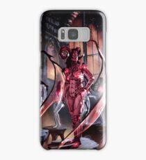 Robot Demon 001 Samsung Galaxy Case/Skin