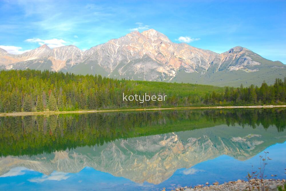 Patricia Lake by kotybear