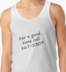For a Good Time Tank Top