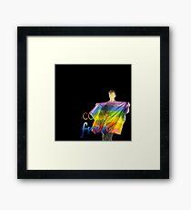 Troye Sivan - HEAVEN Framed Print