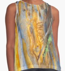 The Tree Bark Collection # 30 - The Magic Tree Contrast Tank