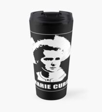 marie curie Travel Mug