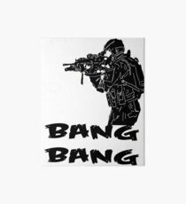 BANG BANG Art Board