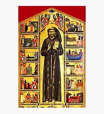 St Francis of Assisi - San Francisco de Asis 17  Photographic Print