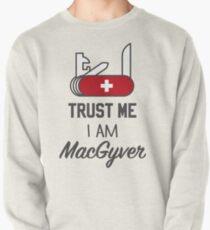 MacGyver Pullover Sweatshirt