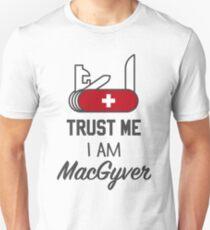 MacGyver Slim Fit T-Shirt
