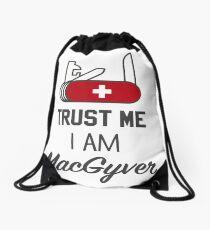 MacGyver Drawstring Bag
