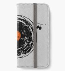 Enchanting Vinyl Records Vintage iPhone Wallet/Case/Skin