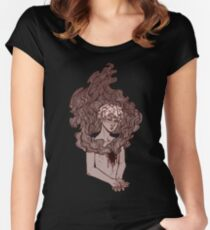 Exhaust Women's Fitted Scoop T-Shirt
