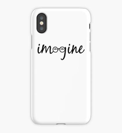Imagine - John Lennon  iPhone Case/Skin