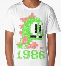 Bubble Bobble 1986 Long T-Shirt