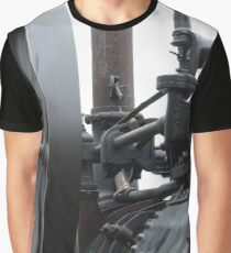 Steam power Graphic T-Shirt