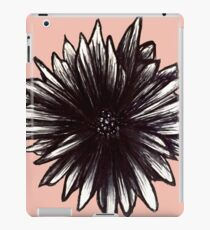 Ink Flower  iPad Case/Skin
